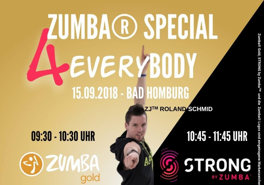 Zumba Special 2018
