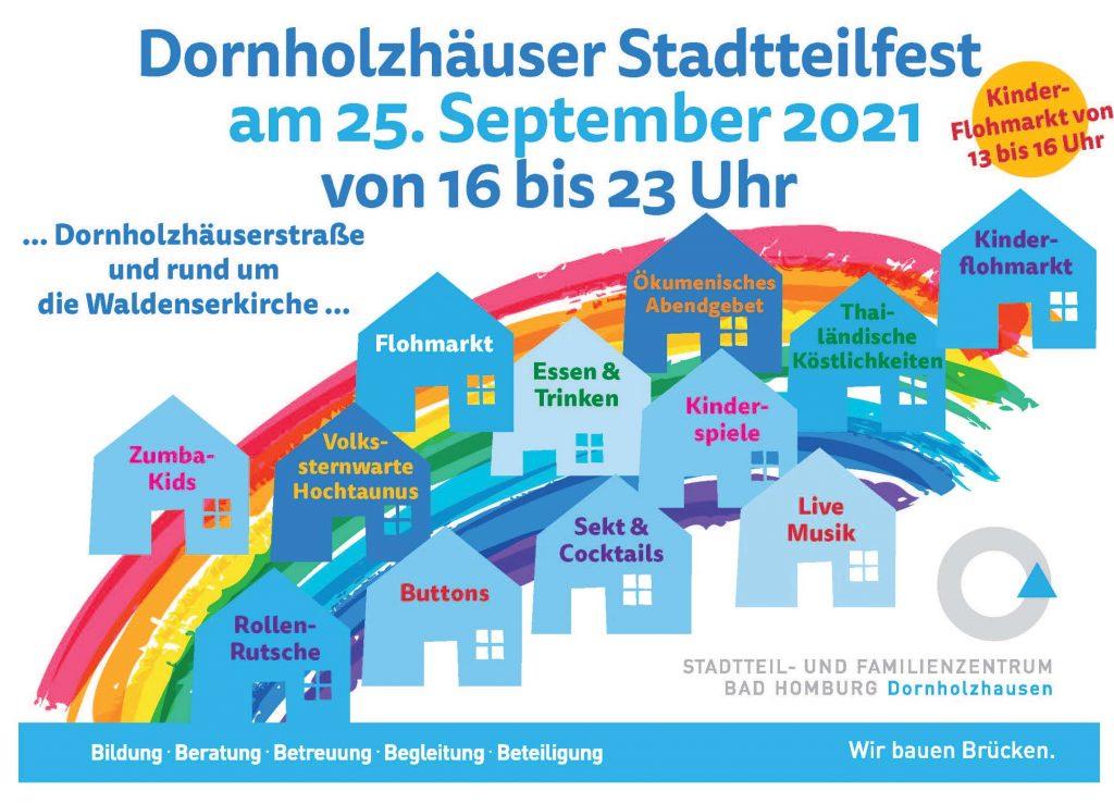 Stadtteilfest Dornholzhausen 2021